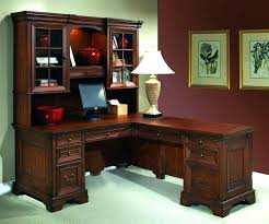 wooden office tables. Cherry Wood Office Furniture With Gray Walls Wooden Tables
