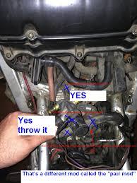 2000 honda cbr 600 f4 wiring diagram 2000 image 600 f3 ram air and evap canister removal honda motorcycles on 2000 honda cbr 600 f4