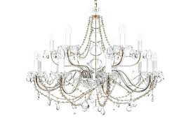 shabby chic chandelier house of fraser white mini lighting lamps shades amp chandeliers with regard to