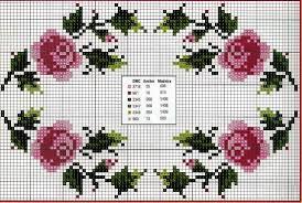 Hobby lavori femminili ricamo uncinetto maglia: schemi fiori