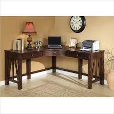 castlewood curved corner desk
