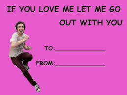 valentine s day cards tumblr bands. Have Never Loved Anything More Than Love This Brendon Urie Valentines Day Card With Valentine Cards Tumblr Bands