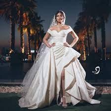 بالصور: حفل زفاف هاجر أحمد بحضور النجوم