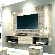 hanging flat screen wall mount cabinet install over fireplace brick tv entertainment