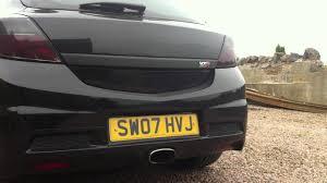 Astra VXR Exhaust Non Resonated Milltek Cat back + Scorpion Pre ...