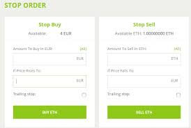 Trailing Stop On Quote Adorable Trading What Does Trailing Stop Buy Order On Bitstamp Mean