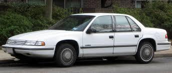 1998 Chevrolet Lumina - Information and photos - ZombieDrive