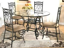 glass metal dining sets metal glass dining table set glasetal dining table and chairs glass metal dining sets