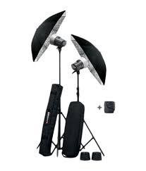 elinchrom studio light kit