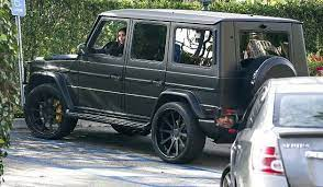 I just got out of the gym and was surprised by this new baby. Stars And Their Cars Socialifechicago Kardashian Cars Kim Kardashian Kardashian