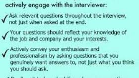 Common Teacher Interview Questions And Answers