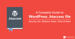 A Complete Guide to WordPress .htaccess file: Security, SSL ...