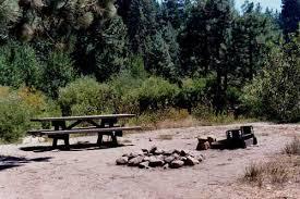 Sierra National Forest Big Sandy Campground