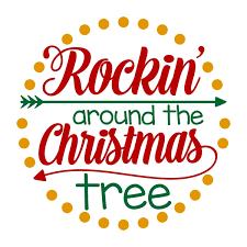 Brendaleerockinaroundthechristmastree19583 U2013 365 Days Of Rock In Around The Christmas Tree