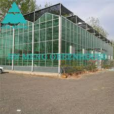 greatly reduce the cost of greenhouse structure comparing with the glass greenhouse