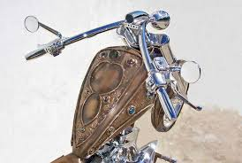 custom motorcycle parts and accessories by brandell studios