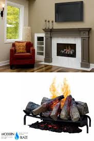 Top 4 Most Realistic Electric Fireplace Options In 2017  Best Water Vapor Fireplace