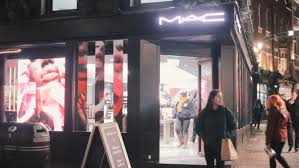 london jan 16 mac cosmetics retail open for business in soho london on january 16 2017 mac cosmetics is one of the top three global makeup