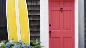 paint color ideas for your front door seaside design coastal living you