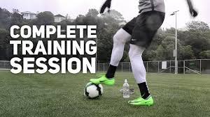 full individual training session