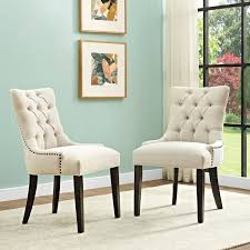 epic tufted nailhead dining chair 42 about remodel modern dining room ideas with tufted nailhead dining
