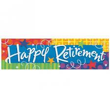 retirement banner clipart retirement banners clipart