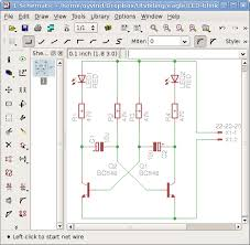 a simple schematic drawing tutorial for eagle build electronic Eagle Wiring Diagram now, it's time to create a pcb from the schematics cushman eagle wiring diagram