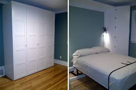 Ikea Wall Bed Design 12 Money Saving Diy Murphy Bed Projects