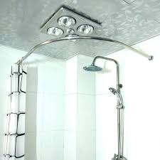 moen curved tension shower rod curved tension shower rod aluminum adjule tension