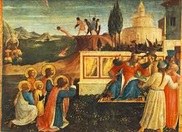technique tempera on wood 38 x 45 cm fra angelico c 1395 february 18 1455 born guido di pietro was an early italian renaissance painter