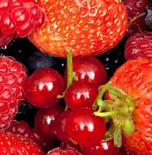 Výsledek obrázku pro červené ovoce