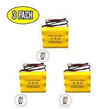 Exit Lights At Lowes 3 Pack Lowes 253799 Osa230 Ledr 1 Aa900mah Unitech 6200rp 3 6v 700mah Exit Sign Emergency Light Nicd Battery Replacement