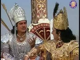 Mahabharat serial on Doordarshan