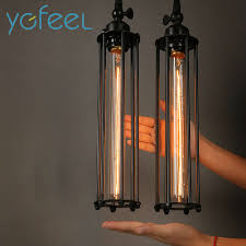 pendant lighting industrial style. ygfeel vintage pendant lights american country retro steam punk industrial style cafe decoration lamp lighting