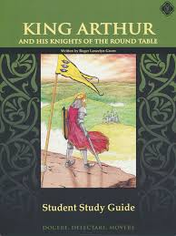 king arthur the knights of the round table 6th grade student ed 9781615380626 book com