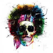 hendrix skull