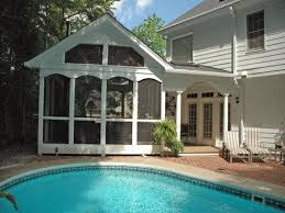 screened covered patio ideas. Image Of: Free Screen Porch Plans Handyman Screened Covered Patio Ideas