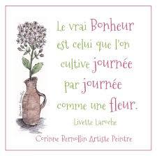 Une Belle Citation Réunissant Le Bonheur Corinne Bernollin
