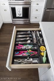 complete kitchen supply list flatware in organized kitchen drawer so much better with age