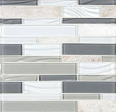 linear glass mosaic tile larger photo email a friend shimmering lights linear mosaic glass wall tile