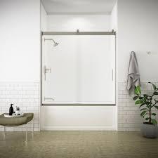 bathtub doors bathtubs the home depot for stunning bathroom tub glass doors beautifying