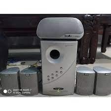 Loa vi tính soundmax B20 5.1 Đã qua sử dụng tặng jack 3.5 loại tốt giảm chỉ  còn 619,000 đ