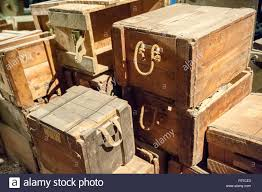 Wooden Crate With Handles Ammo Boxes Stock Photos Ammo Boxes Stock Images Alamy