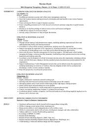 Business Analyst Resume Strategy Business Analyst Resume Samples Velvet Jobs 76
