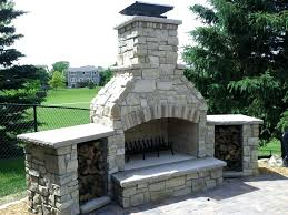 outdoor wood fireplace kits wood burning fireplace design landscape traditional with custom outdoor wood fireplace kits
