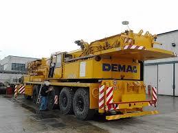 Buy Demag Ac 615 Sgm Baumaschinen Krane Germany