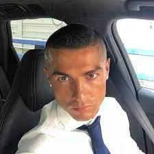 The throwback cristiano ronaldo hairstyle. Cristiano Ronaldo Debuts New Haircut On Instagram