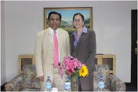 CEO of SAARC Development Fund meets Ms. Christina Carlson, UN Resident  Coordinator, Bhutan | SAARC Development Fund Secretariat for regional  integration | SDF
