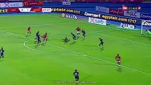بث مباشر مباراة الأهلي وإنبي اليوم في الدوري المصري