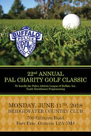 22Nd Annual Pal Golf Tournament - Police Athletic League Of Buffalo ...